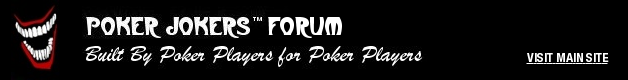 Welcome to Poker Jokers!  Find out more...